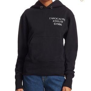 Helmet Lang hoodie